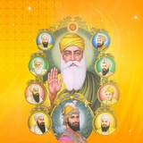 Ten Gurus Wallpapers