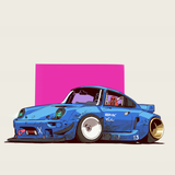 Car Minimal 4k Wallpapers