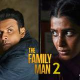 The Family Man Season 2 Wallpapers