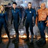 Fantastic Four Suits Wallpapers