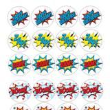 Superhero Slang Wallpapers