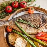 Grilled Fish Wallpapers