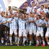 Argentina Copa América Champions 2021 wallpapers