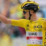 Pogacar Tour de France Champion 2021 wallpapers