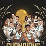 Milwaukee Bucks NBA Champions 2021 wallpapers