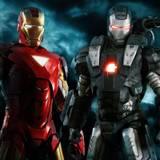 Iron Man And War Machine Wallpapers