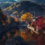 Autumn Japan 4k Wallpapers