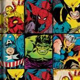 Marvel Comics Retro Wallpapers