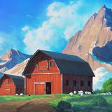 Mountain Anime Wallpapers