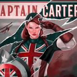 Captain Carter Wallpapers