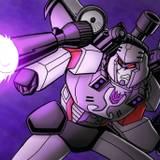 Megatron Fusion Cannon Wallpapers