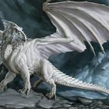 White Dragon Wallpaper